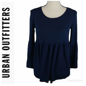 Urban Outfitters Kimchi Blue Baby Doll Top S